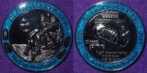 40 Years Man on the Moon - Moon