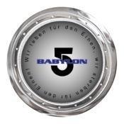 Babylon 5 Geocoin