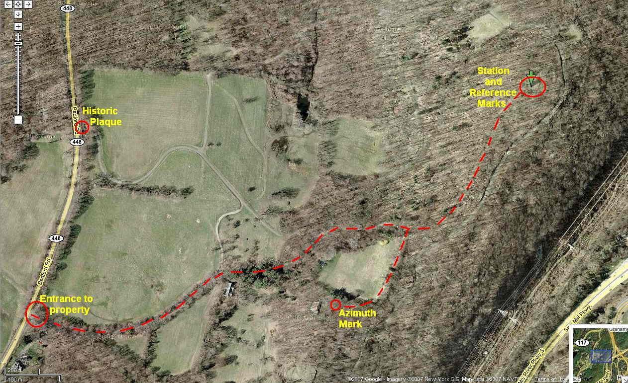 LX4113 BUTTERMILK Google Map image Mt Pleasant