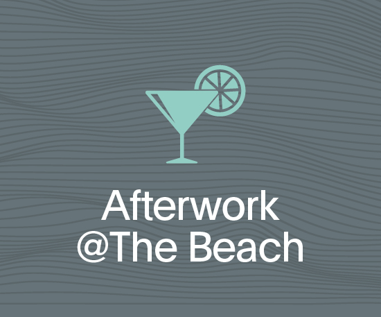 Afterwork on the beach