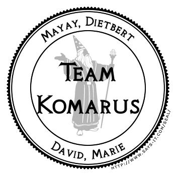 Logo Team Komarus