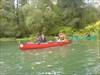 Erste Übungen auf dem Wasser