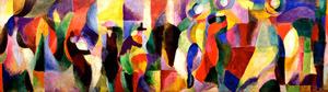 Sonia Delaunay - Le bal Bullier