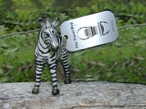 Eric the Zebra