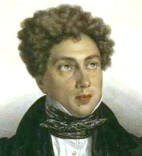 Portrait de Dumas père