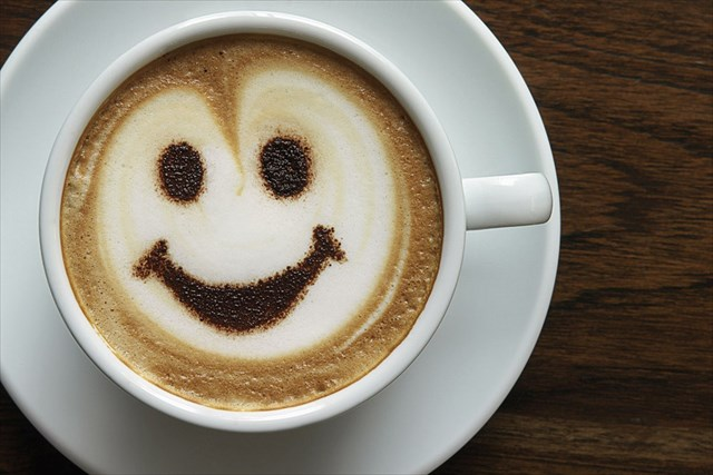 Smiley Cappucino