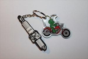 Signal´s Motorrad & Zündkerze