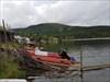 Boats on Gålå vannet
