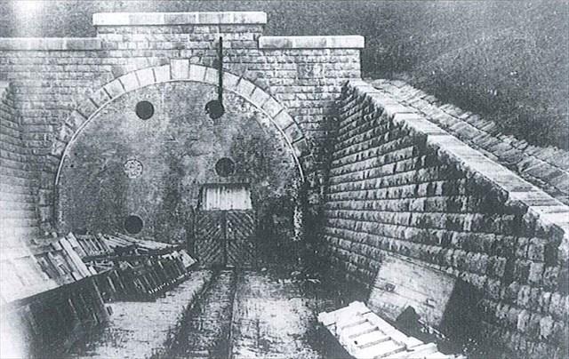 Zazdeny portal tunelu A