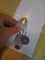 Starfleet Command Beam-Up Badge