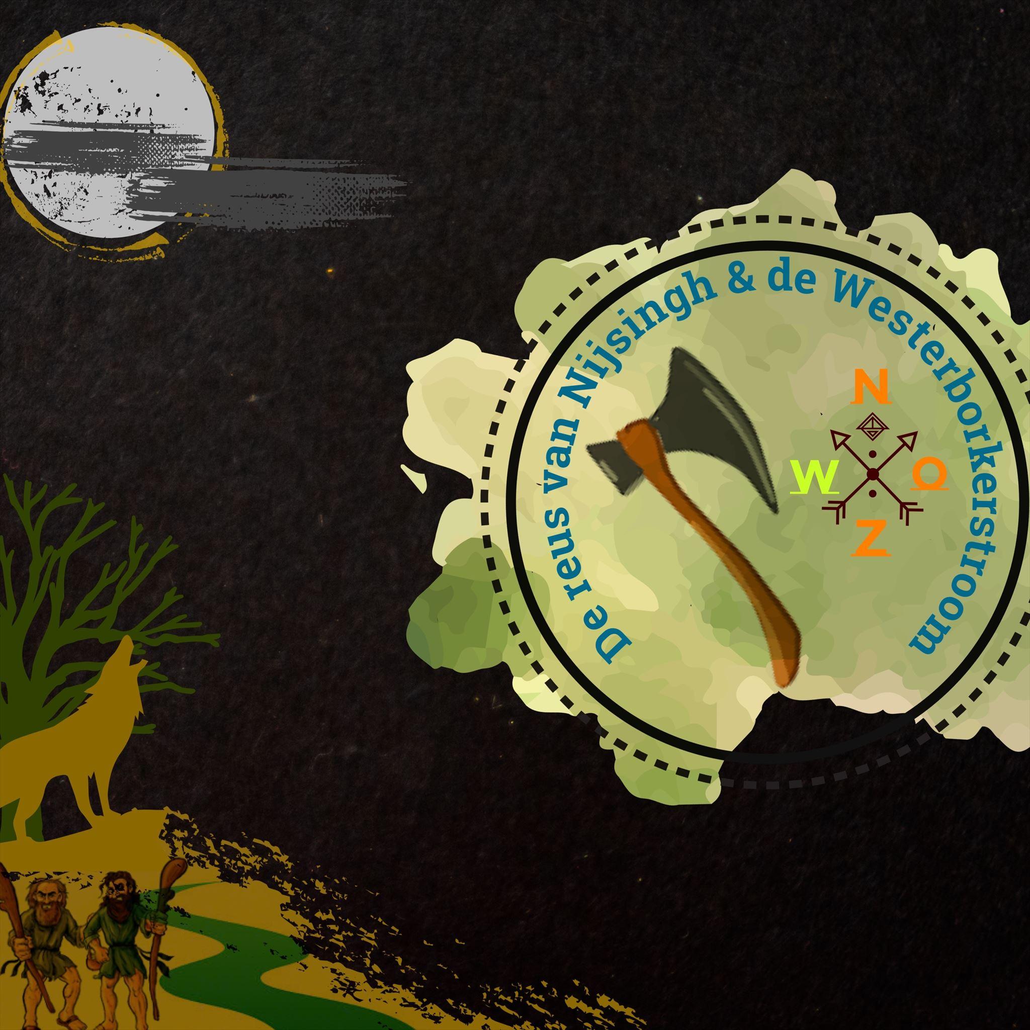 Logo De reus van Nijsingh