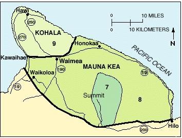 Maunakea Zones