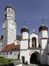 Marientor des Schlosses