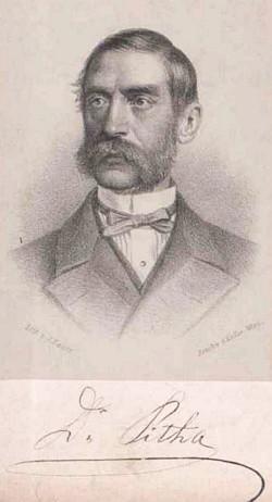 František Piťha v roce 1867
