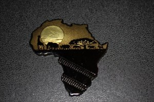 Africa Safari - Gold