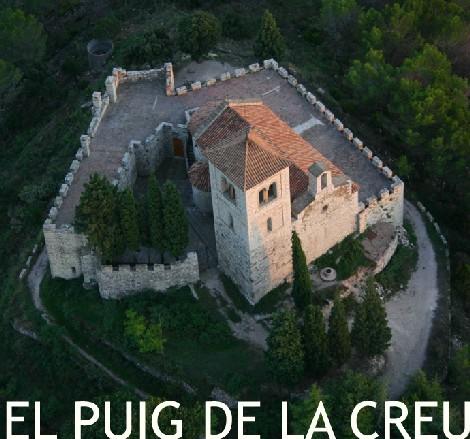 Gc132h0 puig de la creu traditional cache in catalu a - Tiempo castellar del valles ...