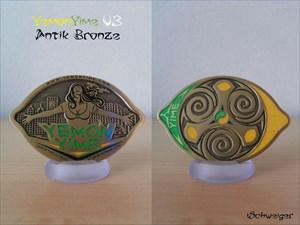 YemonYime V3 Antik Bronze
