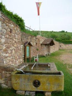 Kneipp-Anlage Klostermauer Sion