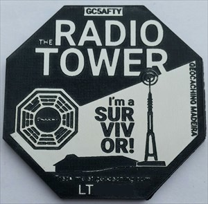 The Radio Tower - Lasercoin