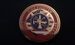 Fire Fighter front