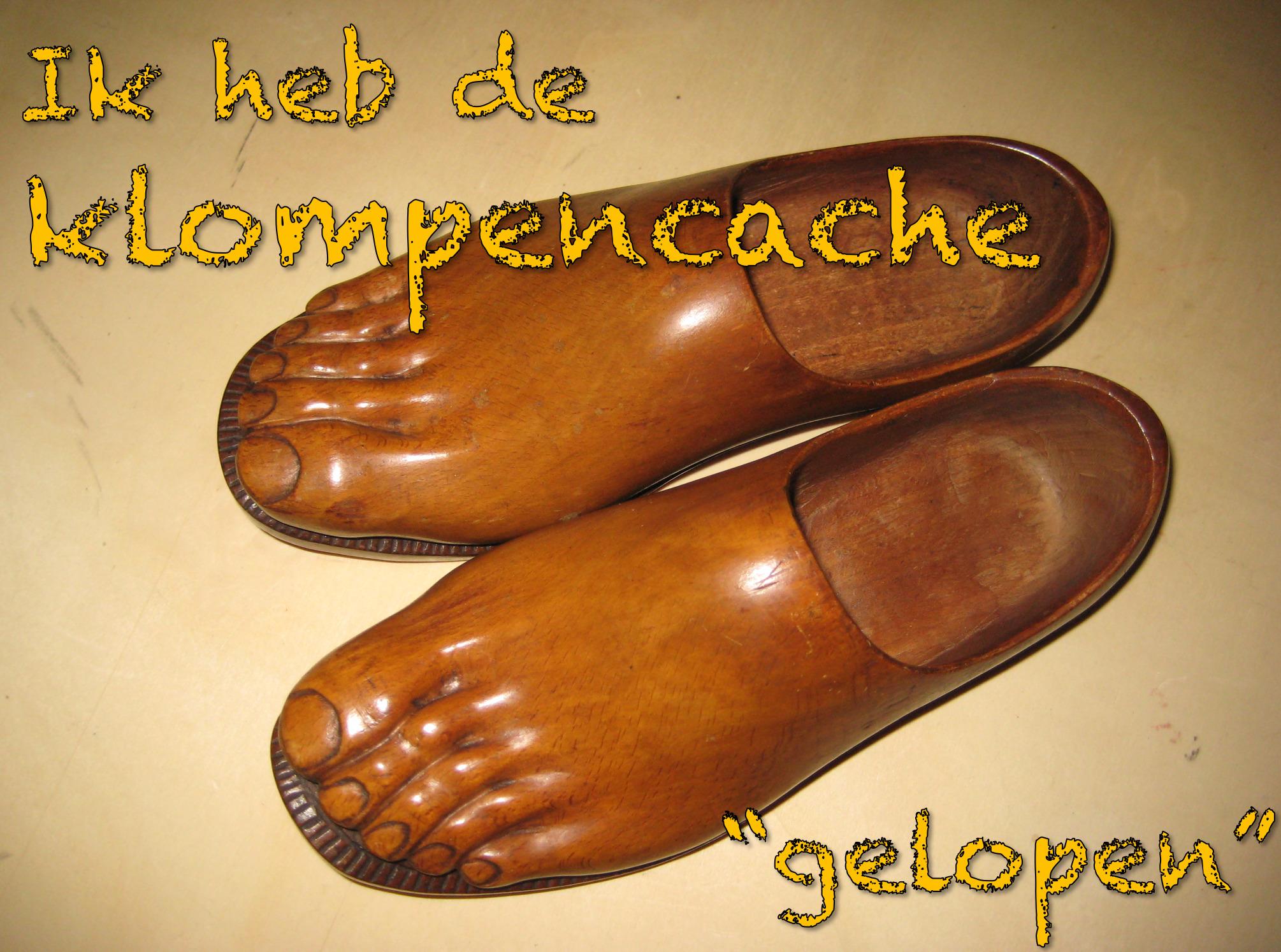 Klompencache