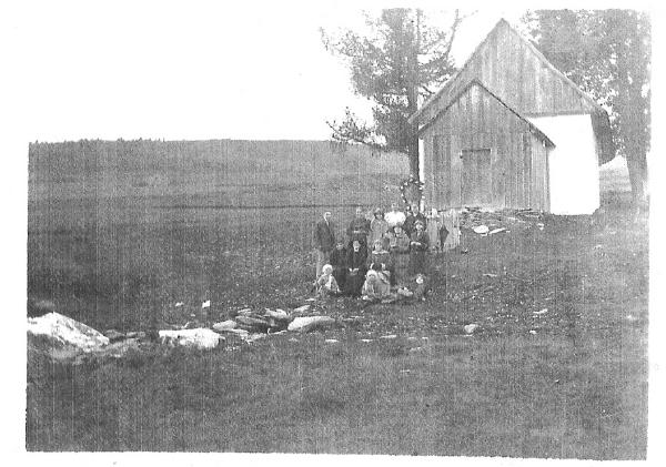 Kaplnka pred 1932
