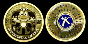 Lackey 11 Gold