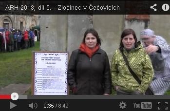 Videozpravodajství 4.5.2013 - klikem spustit