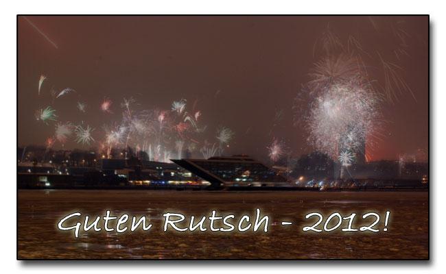 Guten Rutsch - 2012