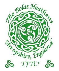 The Bolas Heathens cache stamp