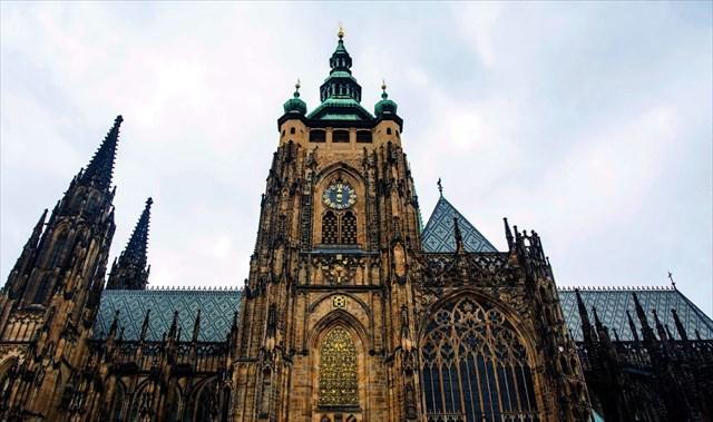 Katedrála sv. Víta || St. Vitus Cathedral