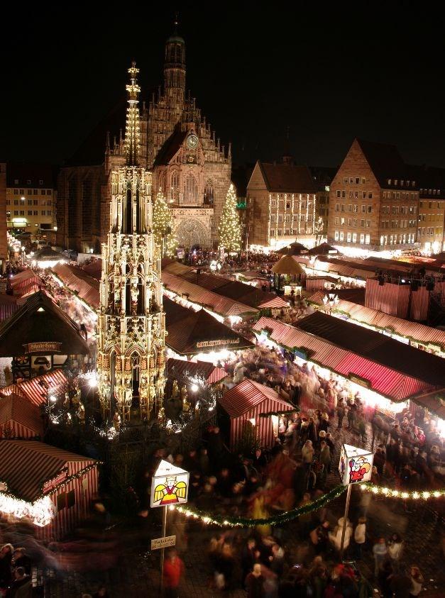 Der Nürnberger Kristkindlesmarkt