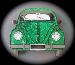 Käfer grün