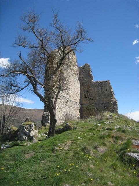 la tour de Calamès