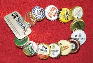 Collector Of Bottle Caps - Kronkorkensammler