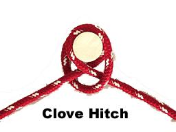Clove Hitch