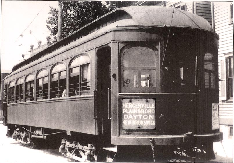 trenton new brunswick trolley meet