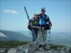 TiE and Tyler at the summit.
