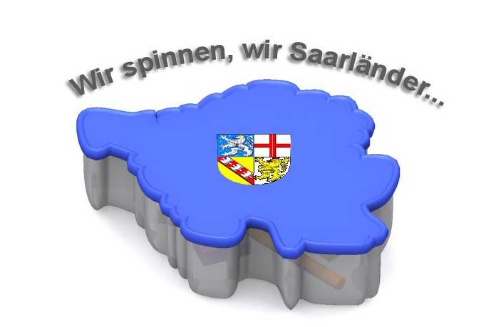 Wir spinnen wir Saarländer