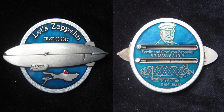 Zeppelin NT SN01 'Friedrichshafen'