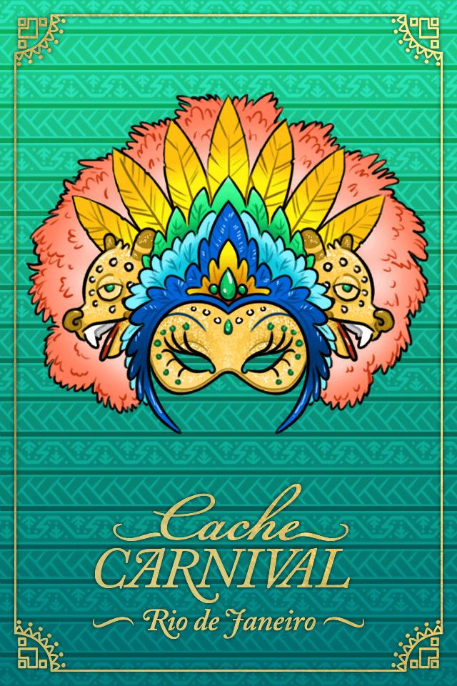 Cache Carnival: Rio de Janeiro