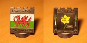 Wales Geocoin