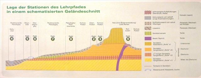 Gc40cbk bodenlehrpfad s chsische schweiz earthcache in for Bodentypen der erde