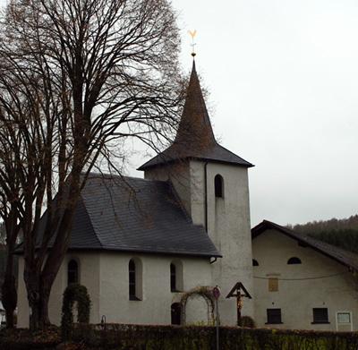 St. Nikolaus Kapelle