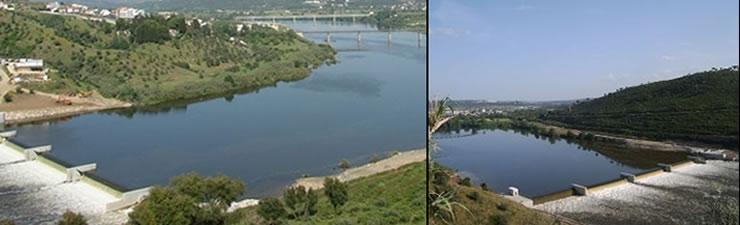 Açude Insúflável | Inflatable Dam
