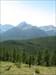 Mount Loomis - 2804 metres to the SW