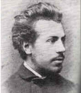 Henrik Pontoppidan som ung