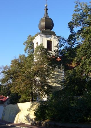 Kostel foto