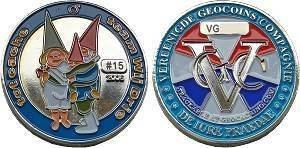VGC Geocoin 2006