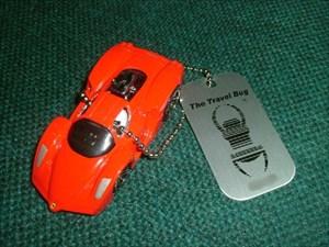 Micro Stig's Enzo Ferrari